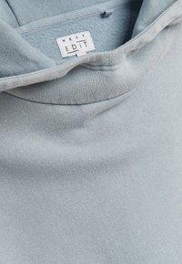 Next - OVERSIZED LONGLINE - Hoodie - blue - 2