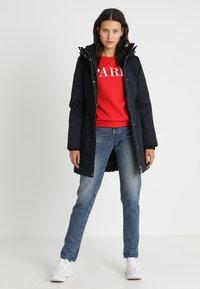 Modström - Style: Frida - Short coat - navy noir - 1