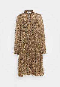 PRADOTO DRESS - Day dress - bistre