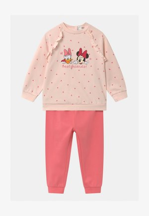 MINNIE - Pyjama set - pink champagne