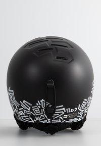 Quiksilver - EMPIRE B HLMT BNL5 - Helm - black - 1