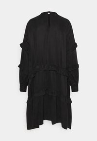 Bruuns Bazaar - SIANNA MAKKA DRESS - Cocktail dress / Party dress - black - 8