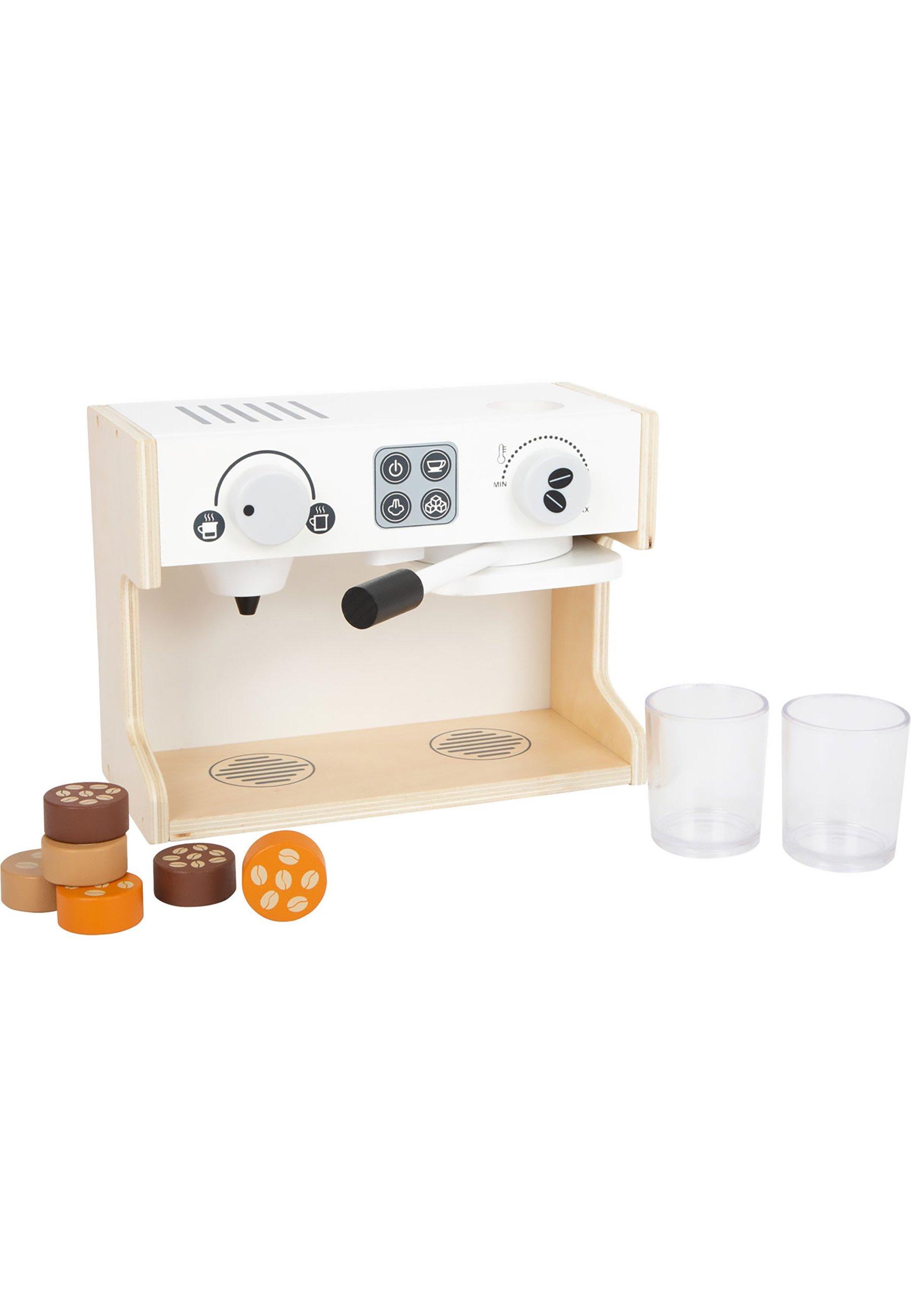Kinder KAFFEEMASCHINE GASTRO - Mini-Küche