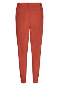 Kaffe - NANCI JILLIAN - Trousers - poppy red - 1