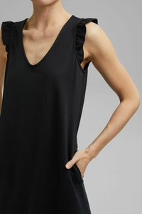 Esprit - Day dress - black - 3