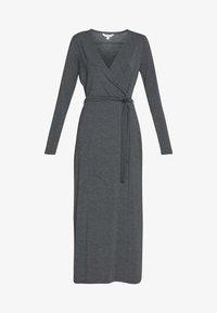mbyM - Sukienka etui - dark grey melange - 3