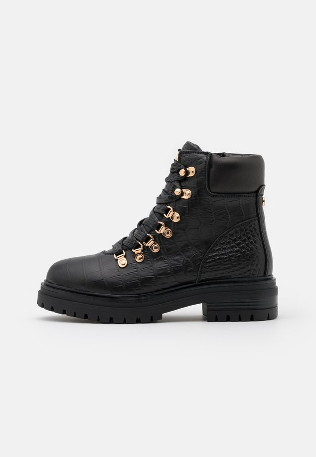 FRESH - Veterboots - black