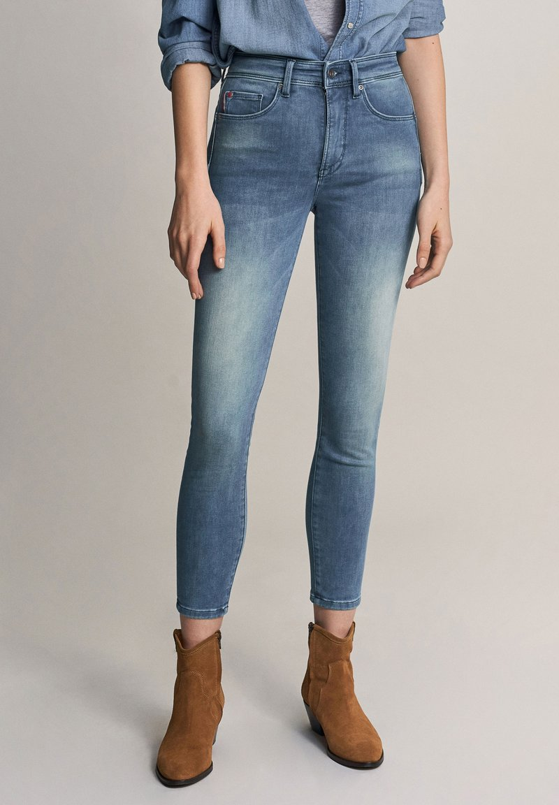 Salsa - PUSH IN - Slim fit jeans - blue