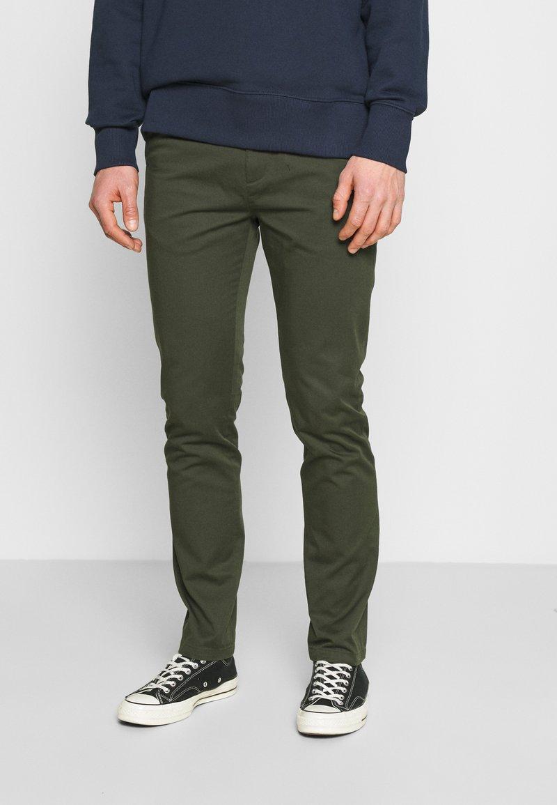 ARKET - Pantalon classique - green