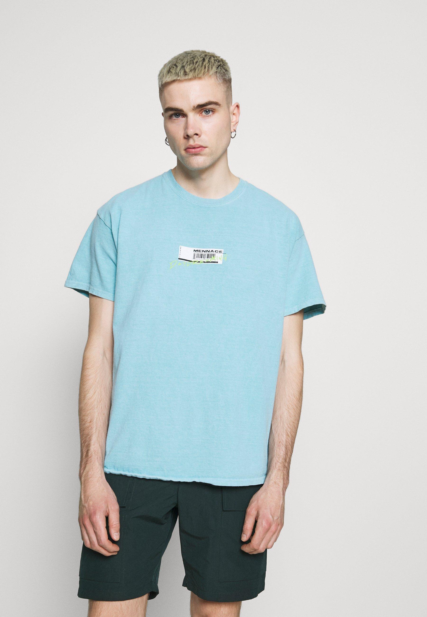 Men BREEZE RECEIPT REGULAR - Print T-shirt