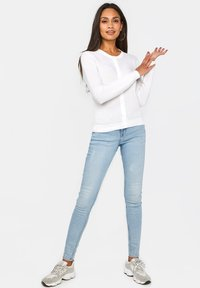 WE Fashion - Cardigan - off-white - 1