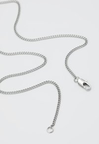 Topman - CROSS NECKLACE - Naszyjnik - silver-coloured - 2