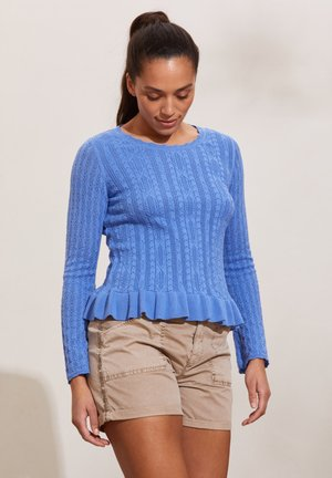 LAURA - Pullover - cornflower blue