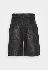 Diesel - SHANTY TROUSERS - Shorts - black - 1