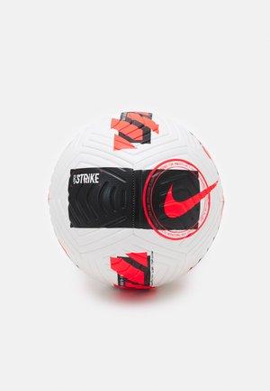 Football - white/black/bright crimson