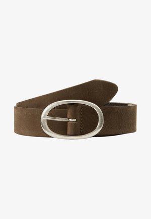 Belt - olive