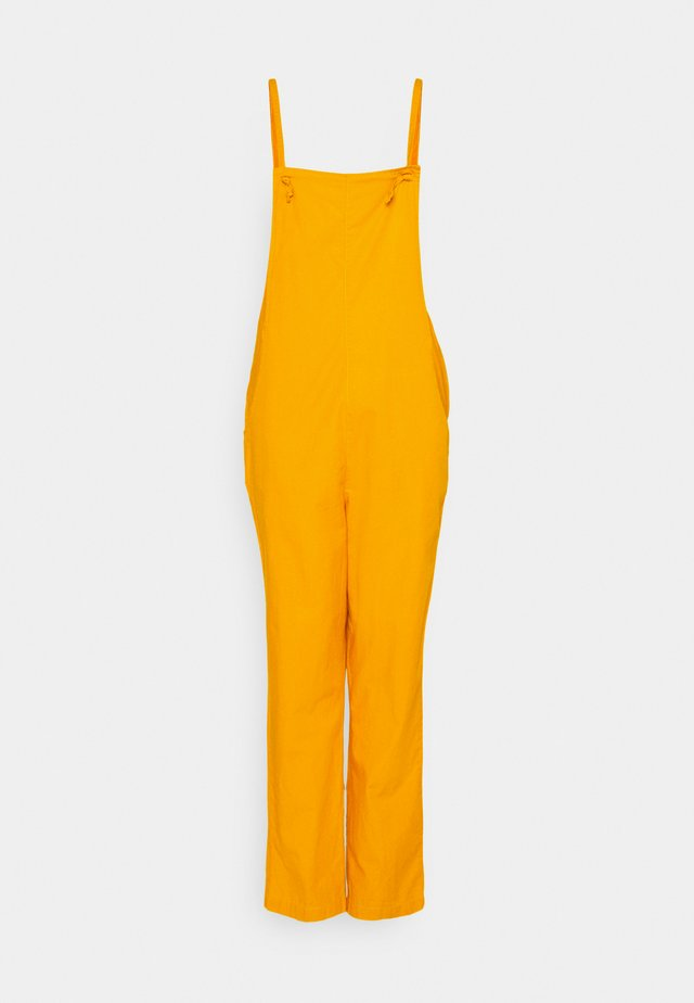 EMMABODA  - Jumpsuit - golden yellow