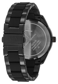 Armani Exchange - Watch - schwarz