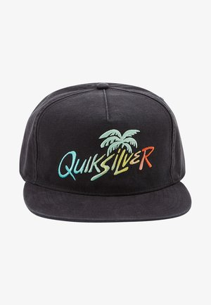 TILTED THOUGHTS - Cap - black