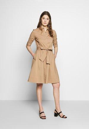 BRENDAS SUMMER DRESS - Shirt dress - desert