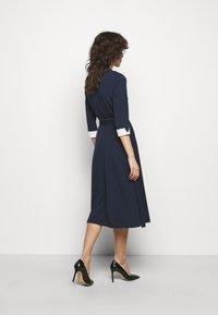 HUGO - DARTINA - Denní šaty - open blue - 2