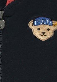 Steiff Collection - MIT TEDDYBÄR MATROSE - Zip-up sweatshirt - steiff navy - 2