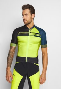 Vaude - ME PRO TRICOT - T-Shirt print - bright green - 0