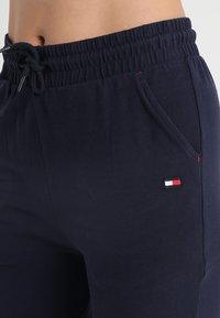 Tommy Hilfiger - PANT - Pyjama bottoms - blue - 4
