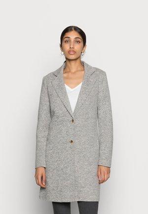 ONLCARRIE - Klasický kabát - light grey