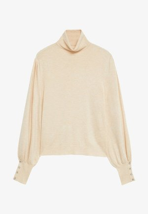 QUEENIE - Sweatshirt - gris clair/pastel