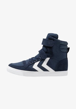SLIMMER STADIL - Sneakers hoog - dress blue