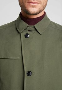 Selected Homme - SLHTIMES COAT  - Trench - forest night - 7