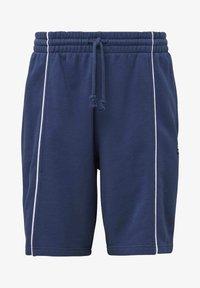 adidas Originals - R.Y.V. SHORTS - Shorts - blue - 7