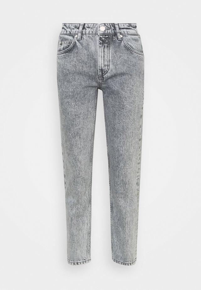TOERE  - Skinny džíny - light pigeon grey snow