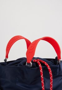 Tommy Jeans - NAUTICAL MIX TOTE - Tote bag - dark blue - 6