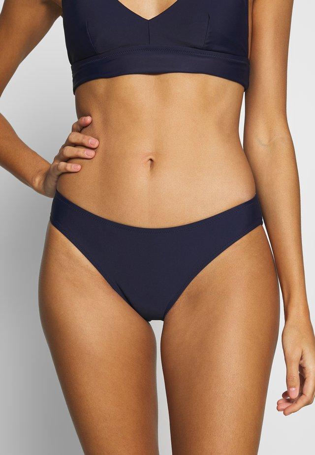 LONGLINE V SCOOP - Haut de bikini - navy