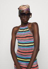 M Missoni - ABITO LUNGOSENZA MANICHE - Gebreide jurk - multi-coloured - 6