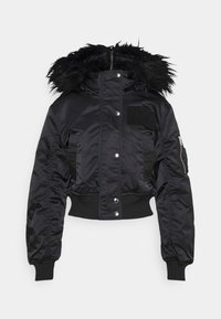 Diesel - SAMOEI JACKET - Light jacket - black - 5