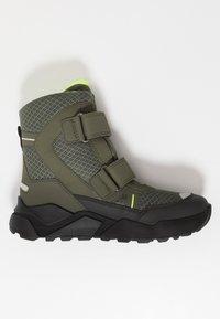 Superfit - ROCKET - Zimní obuv - grün/gelb - 1