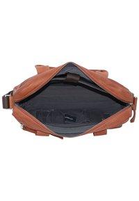 Strellson - UPMINSTER - Briefcase - cognac - 4