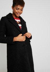 Vero Moda - VMCOZYDIANA JACKET - Classic coat - black - 3
