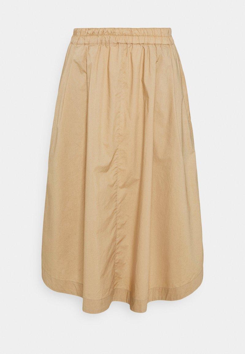 Marc O'Polo - Áčková sukně - brown