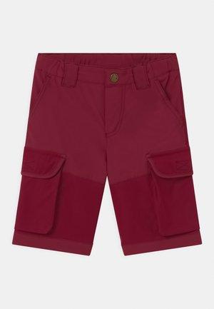 ORAVA UNISEX - Outdoor shorts - beet red