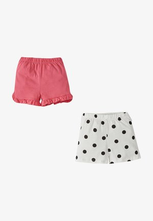 2 PACK - Shorts - pink