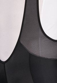 POC - PURE BIB SHORTS - Tights - uranium black/uranium black - 4