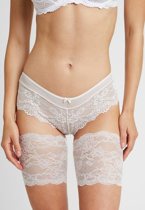 BE SWEET TO YOUR LEGS - Overknee-strømper - ivory