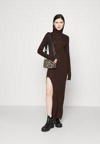 KENDALL + KYLIE - MAXI DRESS - Jumper dress - brown - 1