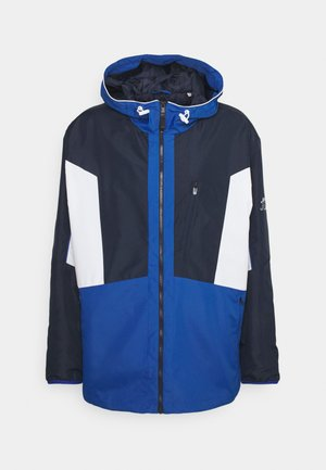 JCOCARSON LIGHT JACKET HOOD - Summer jacket - navy blazer