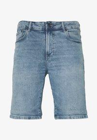 Solid - RYDER BLUE 259  - Denim shorts - blue denim - 3