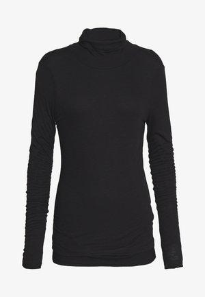 KERI ROLLNECK - Pullover - black
